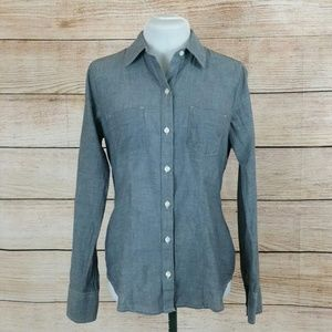 Light Chambray Button Shirt